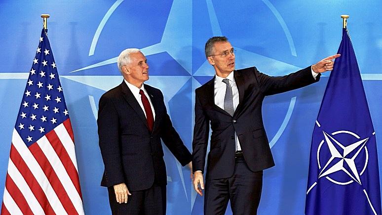 WSJ: Украину и Грузию защитит «постоянный нейтралитет» вместо расширения НАТО