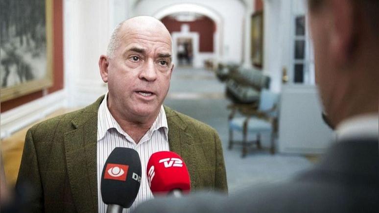 Welt: датский политик объявил о территориальных претензиях к Германии