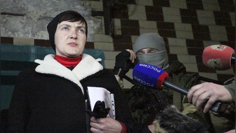 Савченко: чтобы противостоять Путину, Украине нужна военная диктатура