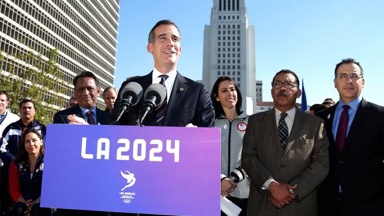 NYT: требуя наказать Россию за допинг, США рискуют упустить Олимпиаду-2024