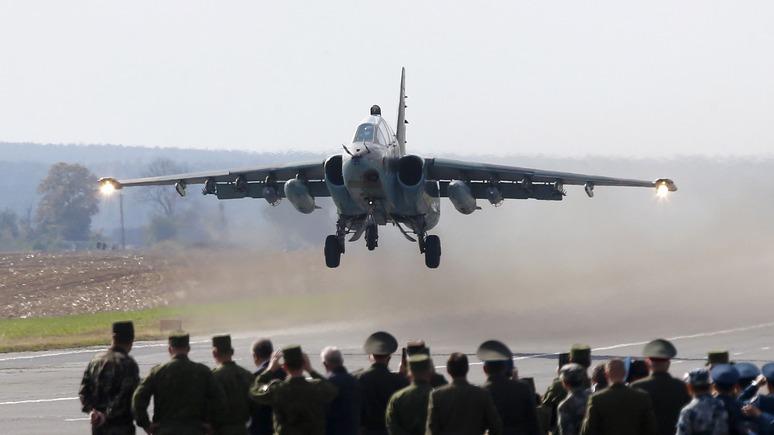 Грузия заменит российские штурмовики на беспилотники