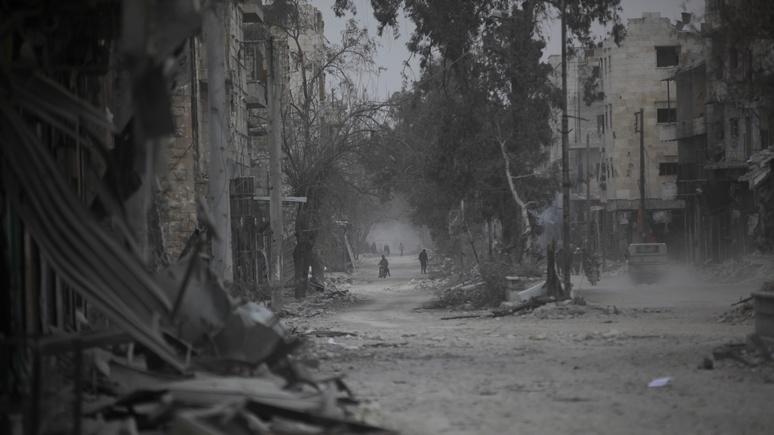 NYT: США заявили об ошибочном авиаударе России и Сирии по «арабской коалиции»