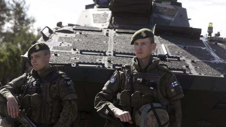 FR: в связи с российской угрозой Финляндия поступится экологией ради обороны