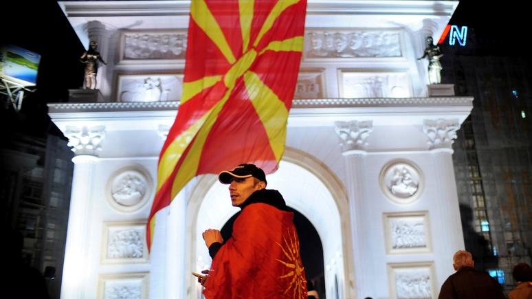 Standard: Москва обвиняет Запад в попытке создать «Великую Албанию»
