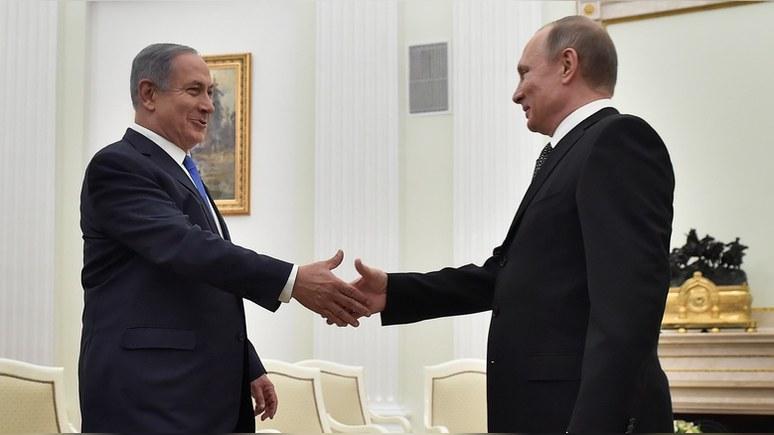 BBC: Путин и Нетаньяху — «странная пара» в ближневосточной дипломатии
