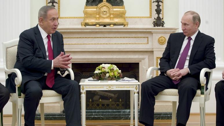 Stratfor: Нетаньяху и Эрдоган едут в Москву не ради дружбы, а чтобы не враждовать