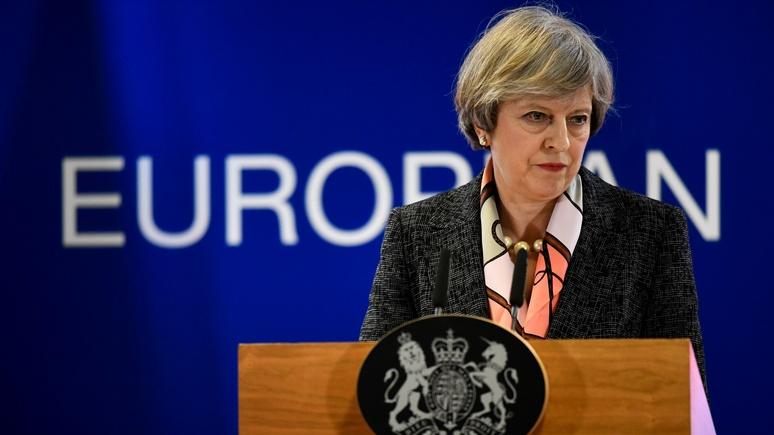 Bloomberg: Тереза Мэй пообещала оградить Балканы от российской агрессии