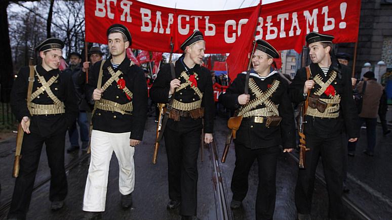 Expressen: в юбилей революции Россия ностальгирует по царю и Сталину