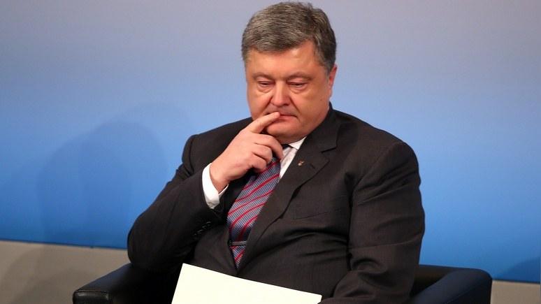 Корреспондент: Порошенко задумал встретиться с Трампом раньше Путина