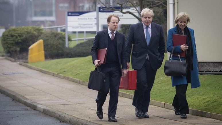 Times: защитой британской демократии от русских хакеров займётся специальный министр