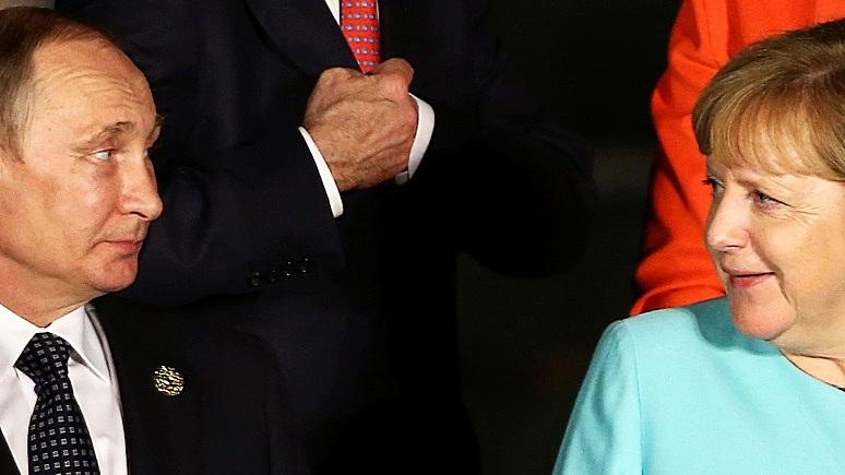 NYT: проигрыш Меркель покажет, что Путин превзошёл своего последнего соперника