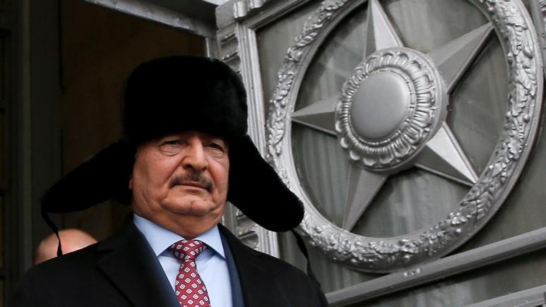 Tribune: Москва решает, что спасёт Ливию — асимметричная война или интервенция