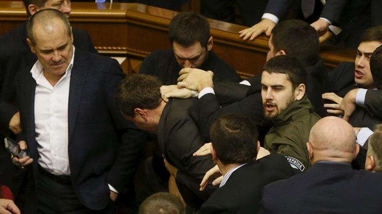ГОРДОН: украинская оппозиция будет бороться за право выступать на русском