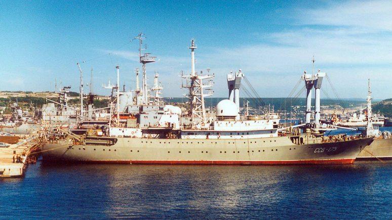 DM: российский «корабль-шпион» вернулся к берегам США