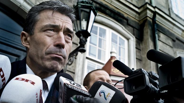 Die Welt: Расмуссен не исключает, что Россия ещё вернёт Крым Украине