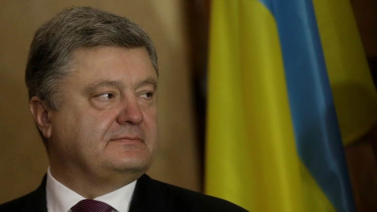 УП: Порошенко ввёл санкции против пяти российских банков