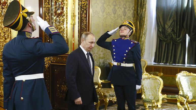 wPolityce: значительная часть Америки смотрит на мир «по-путински»