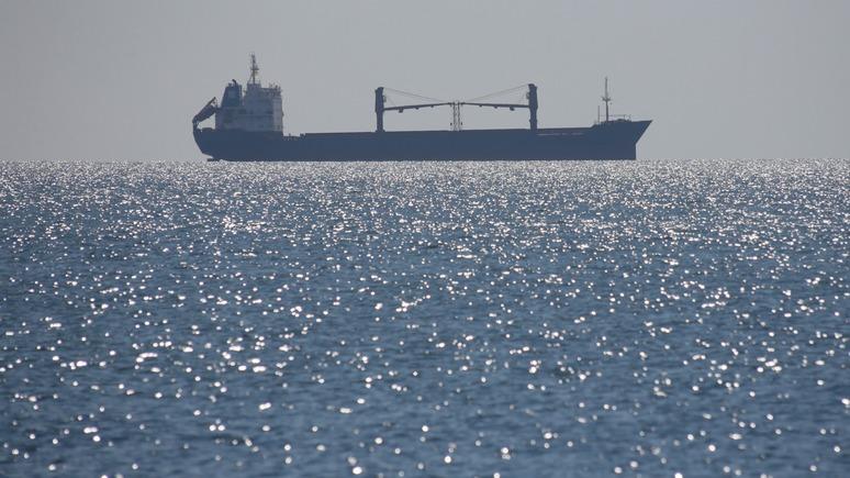 1+1: Украина впервые конфисковала корабль за его заход в российский Крым