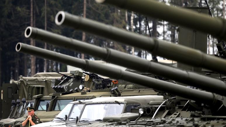 PM: из-за урезания бюджета России придётся повременить с обновлением армии