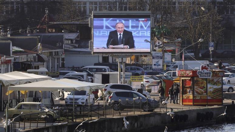 Libération: каждый новый день приносит крымчанам разочарования