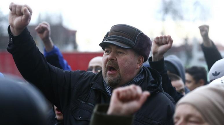 FT: в организации протестов Лукашенко винит иностранные разведки