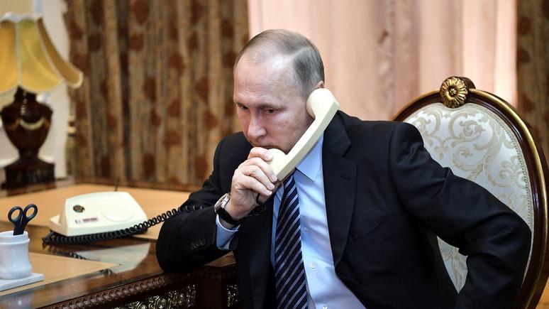 Guardian: Запад бросил россиян, и они нашли Путина