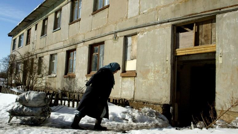 Welt: снос хрущёвок принесёт властям Москвы поддержку бедняков на выборах