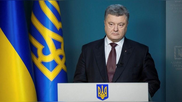 Independent: обвинения Порошенко в «гостерроризме» Кремль назвал абсурдом