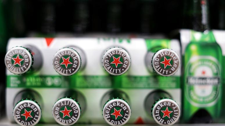 Bloomberg: Будапешт бросил вызов «коммунистической звезде» Heineken
