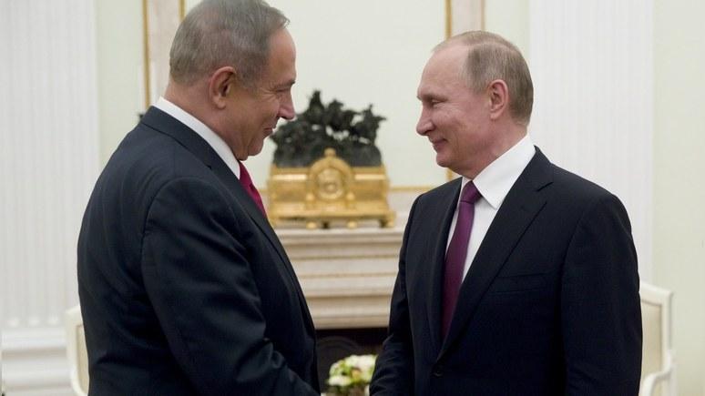 Jerusalem Post: «изменчивая политика» США сближает Израиль с Россией