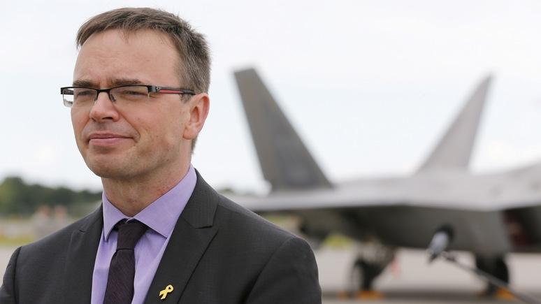 Глава МИД Эстонии: сплочённость — лучший способ обескуражить Путина