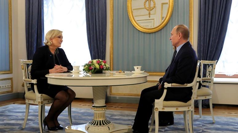El Mundo: Путин и Ле Пен мечтают, чтобы Европе было не до «лекций о демократии»