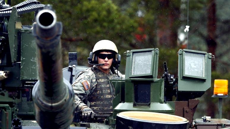 NZZ: европейцы зря боятся — по военной мощи НАТО в разы сильнее России