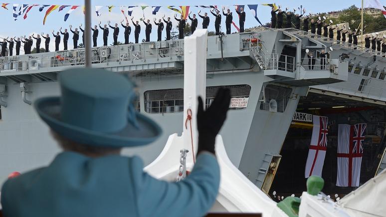 DM: российский «Циркон» превратит британский флот в груду бесполезного металла