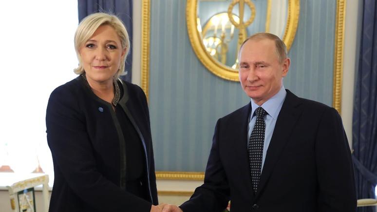 Der Standard встревожили успехи «политической экспансии» Путина в Европе
