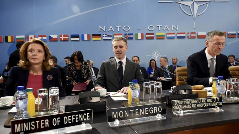 WP: США пригласили черногорцев в НАТО, чтобы остановить «экспансию» русских