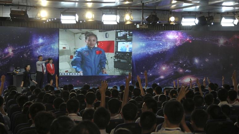 DM: Китай догнал Россию и США и превратился в космическую сверхдержаву