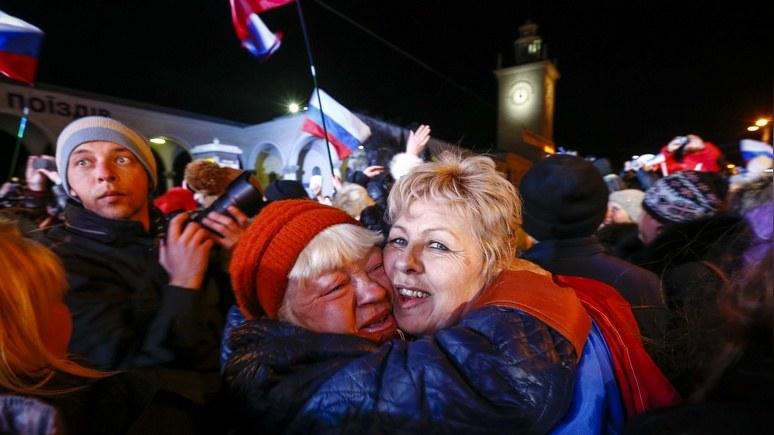 Hill: у Киева нет денег, а у Запада — желания отвечать на «аннексию» Крыма