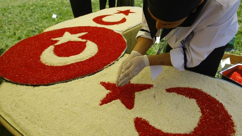 Bloomberg: Турция просит Россию снять «непрактичное» продуктовое эмбарго