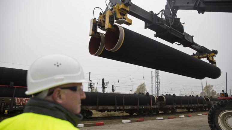 WSJ: ЕС не смог остановить «Северный поток — 2»