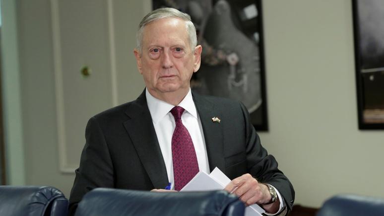 Guardian: глава Пентагона считает Россию «стратегическим соперником»