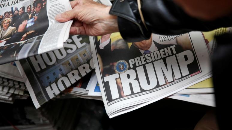 American Thinker: СМИ и демократы погрузили США в «кризис фейковых новостей»