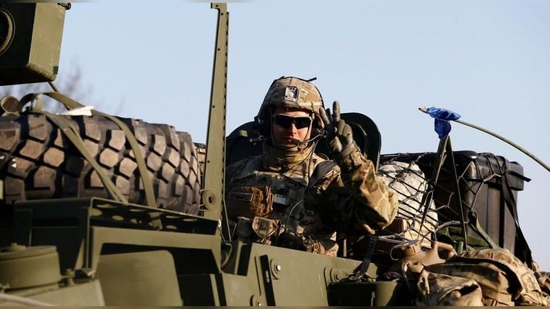 Daily Express: «смертоносная» группа НАТО приехала в Польшу совсем не для учений