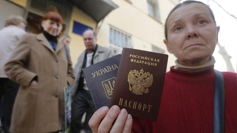 «Безвиз» не для всех: «Апостроф» узнал, что ждёт жителей Крыма и Донбасса «не с тем» паспортом