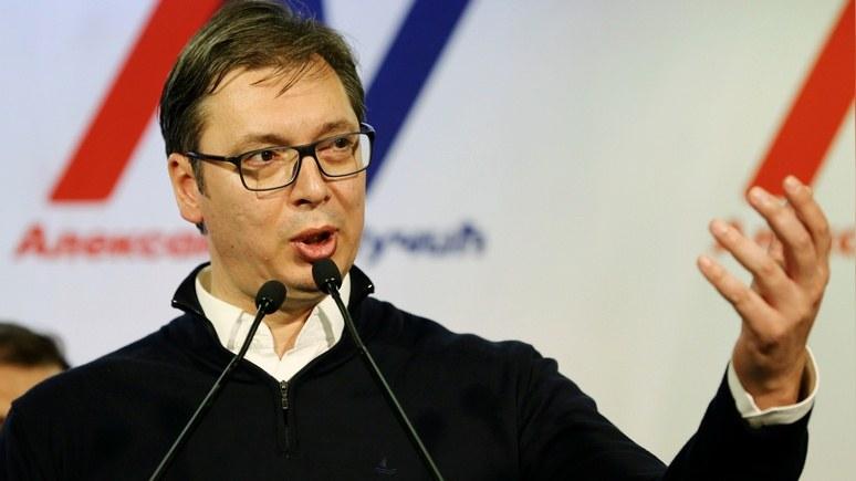 Politico: Сербия не прячет от Москвы своих планов по сближению с ЕС