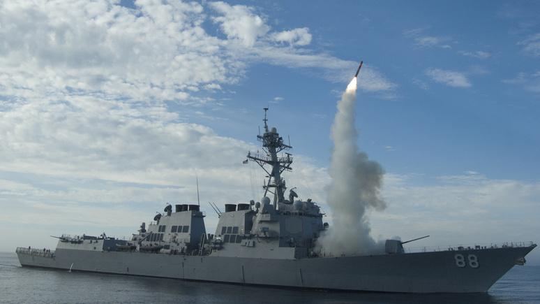 Эксперт: удар США в Сирии призван показать серьёзность намерений Трампа
