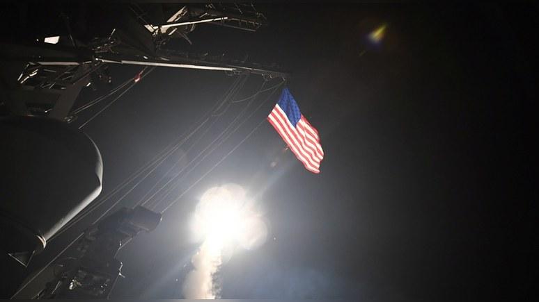 Time: Белый дом предупредил Москву об ударе, но разрешения не спрашивал