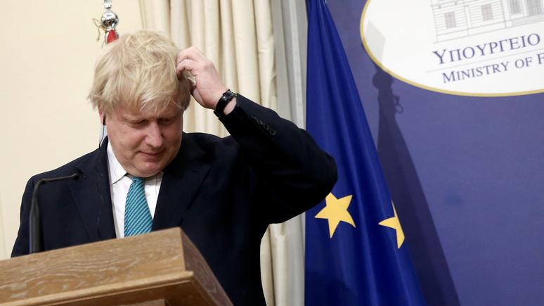 Independent: Джонсон стал «символом заискивания» Великобритании перед США