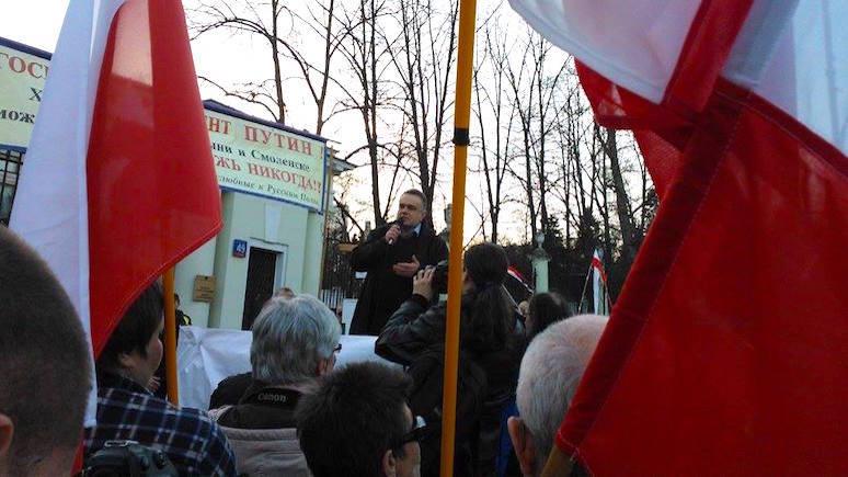 Rzeczpospolita: в годовщину смоленской катастрофы Польша вновь требует у России обломки