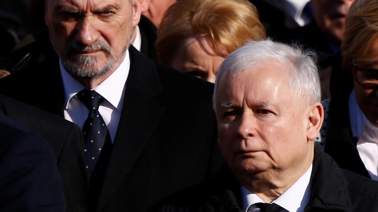 Качиньский: правду о Смоленске можно будет узнать, если в России что-то изменится
